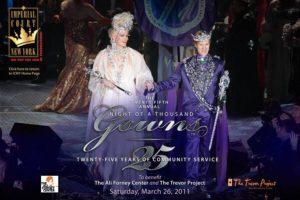 Empress XXIV Farrah Moans and Emperor XX Jack